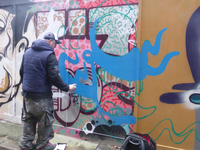 new lost souls crew mural in shoreditch london calling blog p1430250