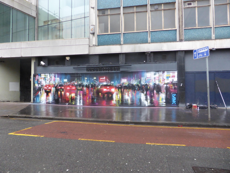 dan kitchener returns to croydon s art quarter london calling blog