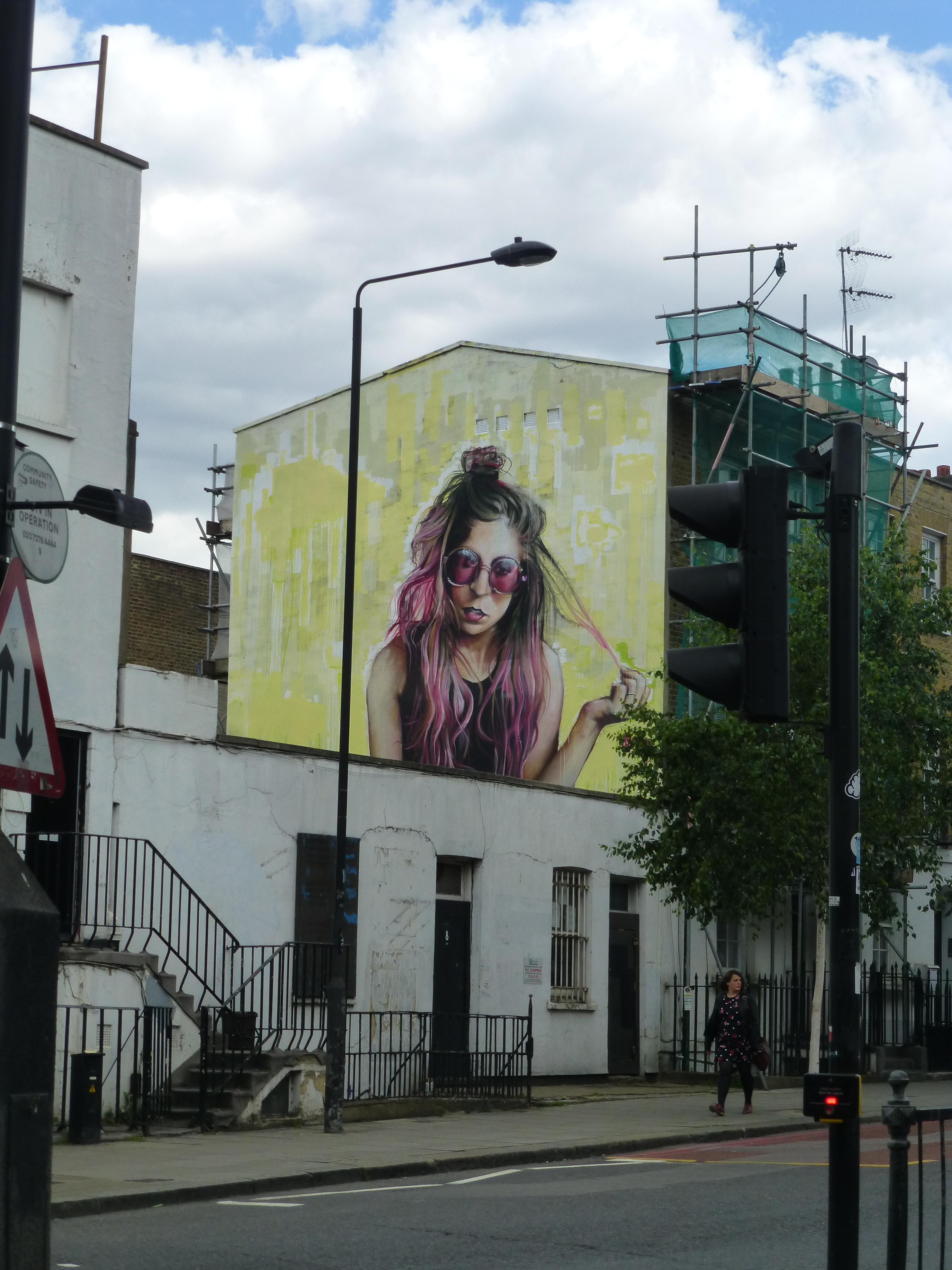 Camden Town: A Street Art Guide To Camden Town