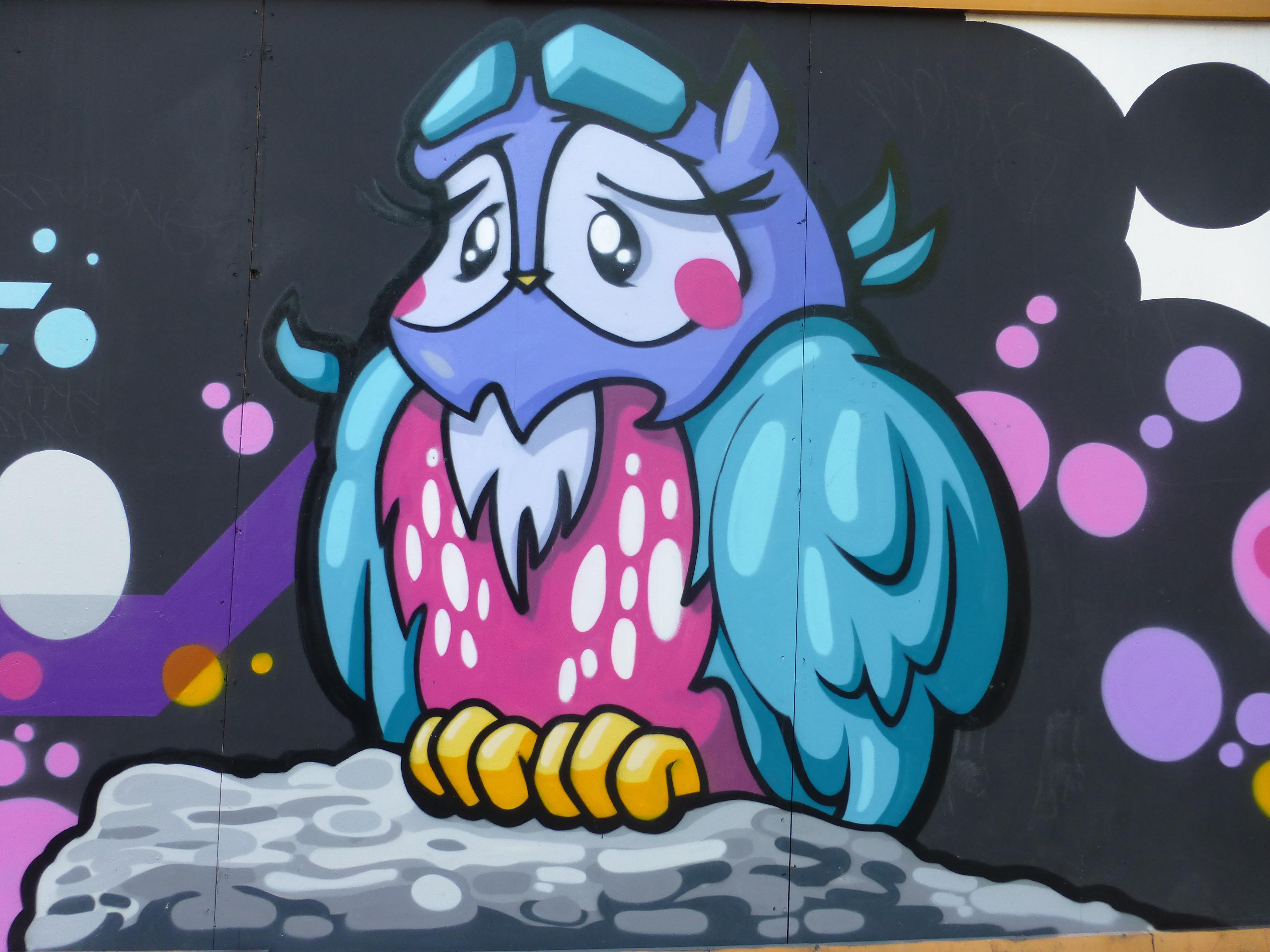 Graffiti Animation New Street Art Graffiti In Croydon August 2015 London Calling Blog