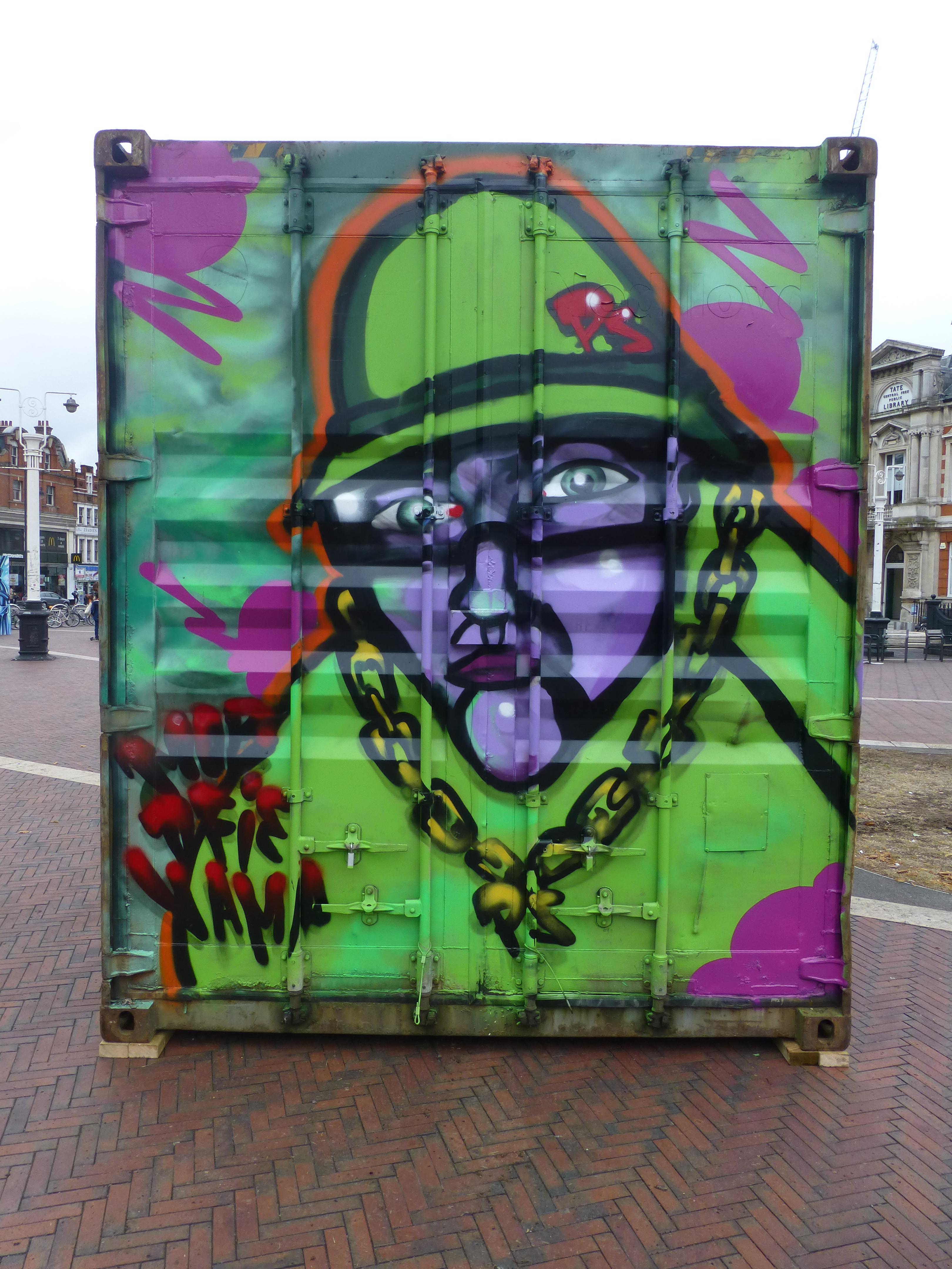 Street art graffiti of urban art brixton 2015 london calling blog p1220676 altavistaventures Images