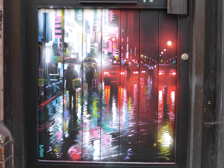 Dan Kitchener Liquid Lights