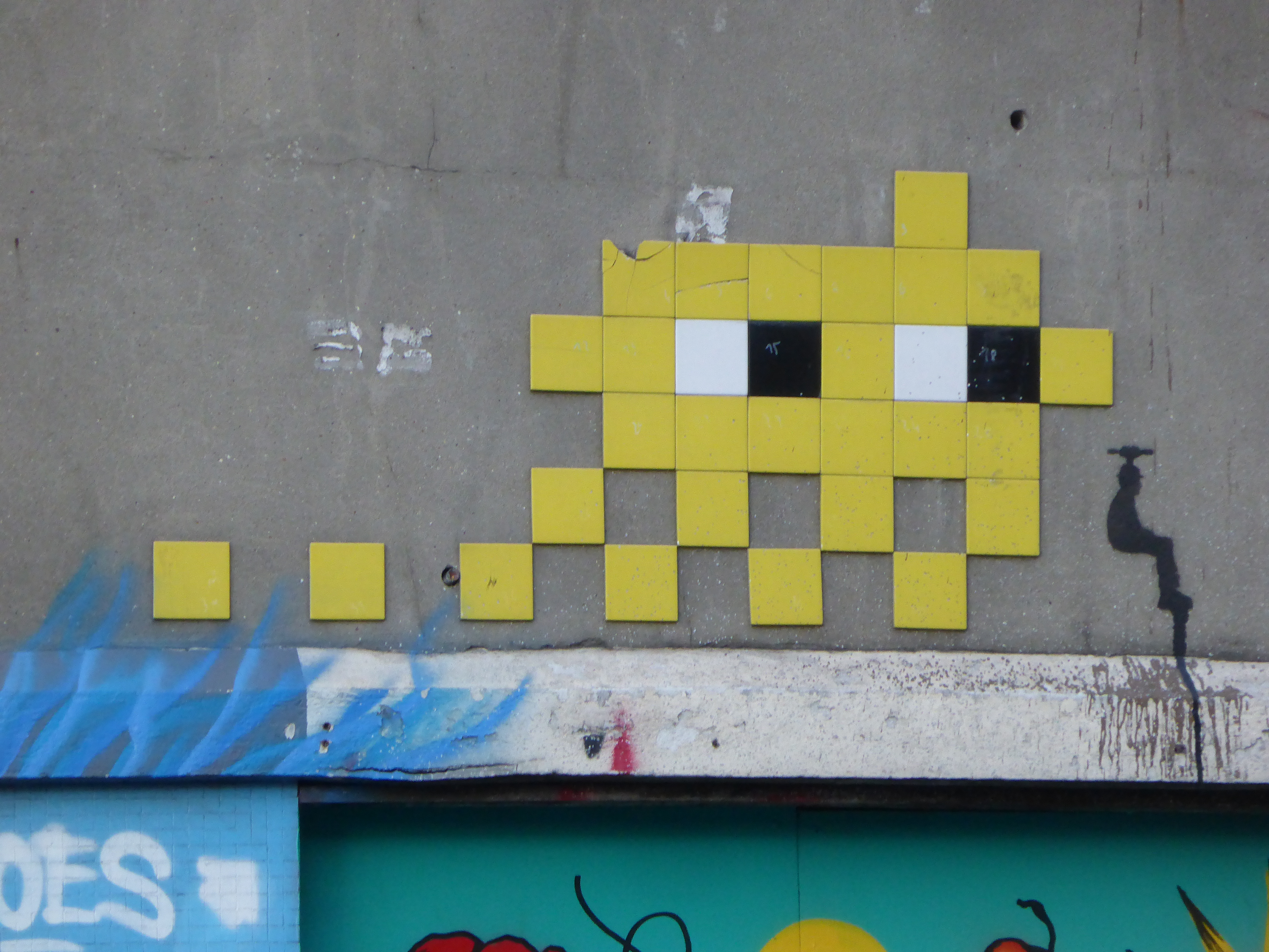 Where To See Invader Street Art In London | London Calling Blog